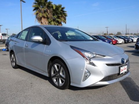 New 2016 Toyota Prius Three Touring