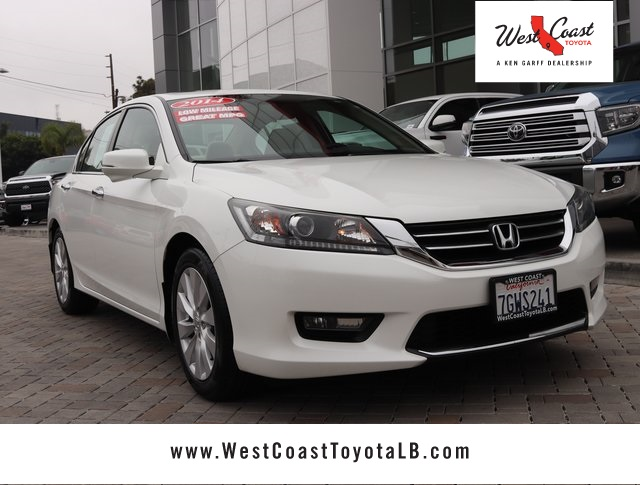 Pre Owned 2014 Honda Accord EX