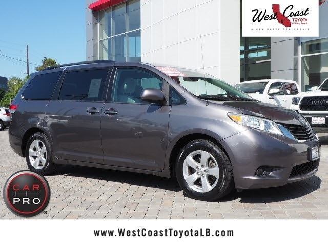 Pre Owned 2013 Toyota Sienna LE