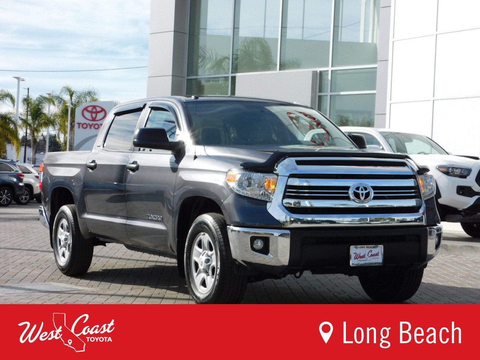 Pre-Owned 2017 Toyota Tundra 2WD SR5