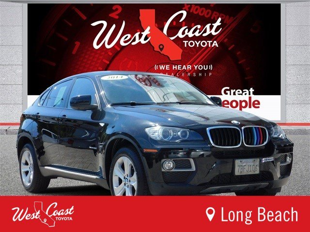 Pre-Owned 2014 BMW X6 xDrive35i