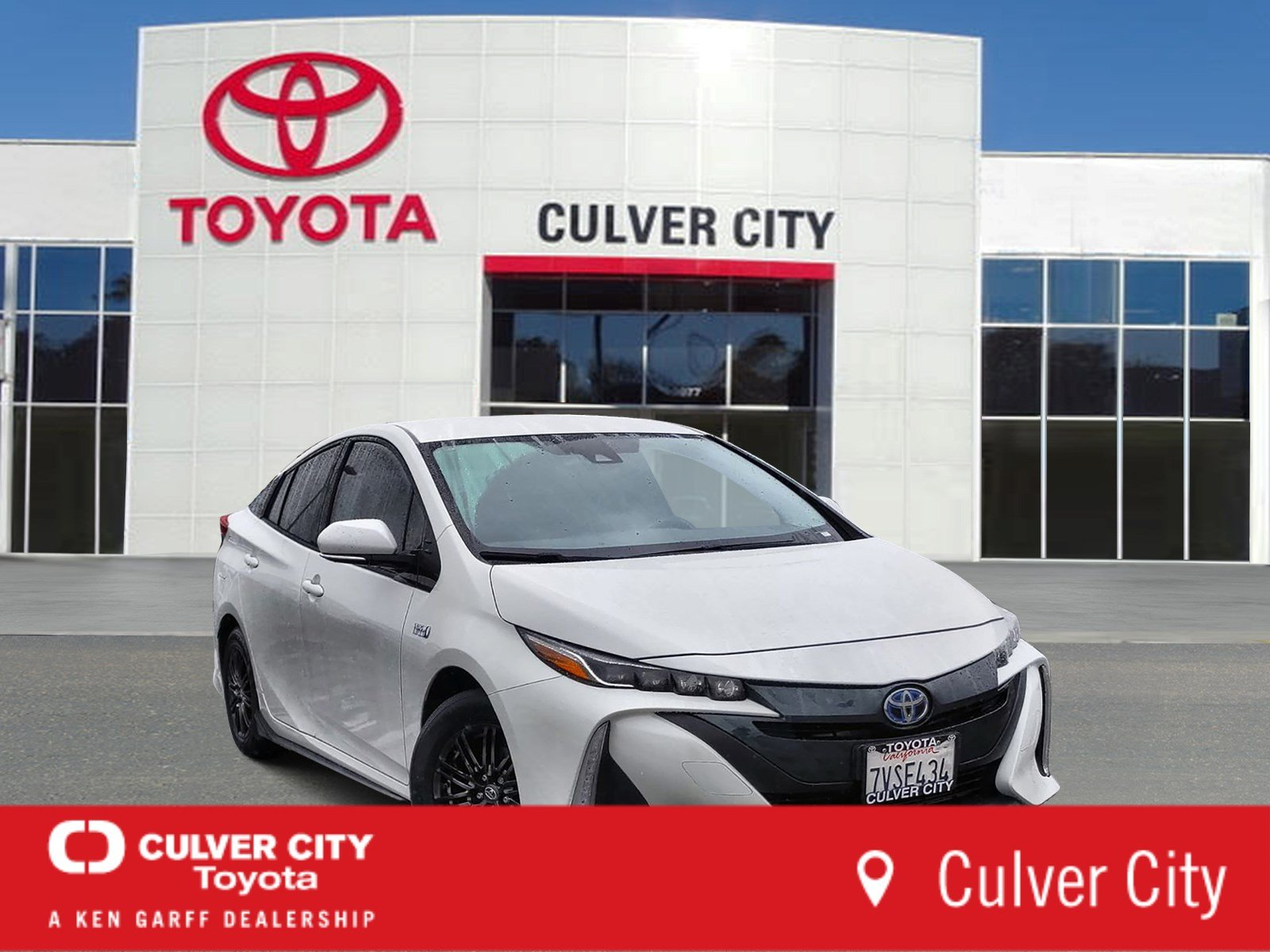 Certified Pre-Owned 2017 Toyota Prius Prime Plus