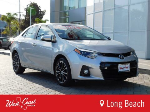 Pre-Owned 2015 Toyota Corolla S