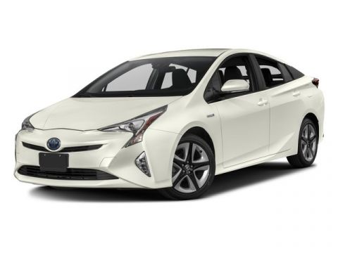 Pre-Owned 2016 Toyota Prius Three Touring